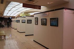 北海道写真展会場