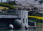 36-津久井湖にて