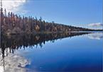 68-秋の湖