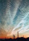4-夕やけ雲