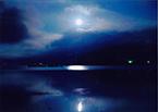 111-月光(山中湖と富士)